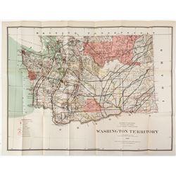 Two Washington Territory Maps