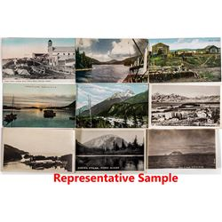 Rural Alaska Real Photo Postcards
