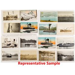 Real Photo Postcards of Ships