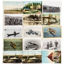 Native American Photo Post Cards