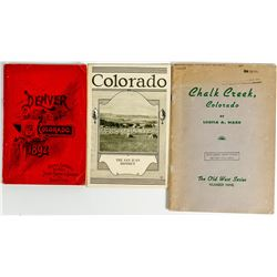 Historic Colorado Publications