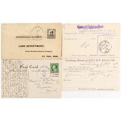 Early Montana Postcards