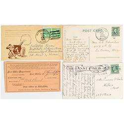 Montana Postcards