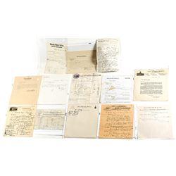 Montana Letterhead Collection