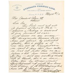 Express Co. Letter