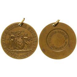 Neward Industrial Exposition Medal