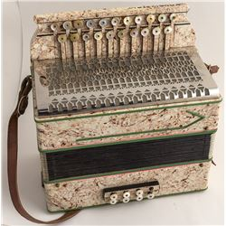 Squeeze Box--Button Key Accordion
