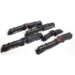 HO Steam Locomotives