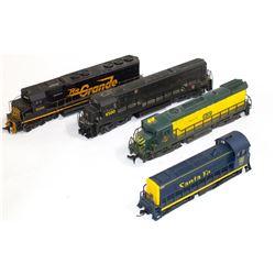 HO Diesel Engines