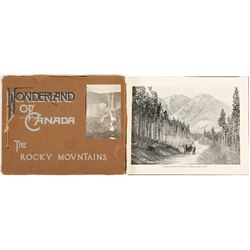 Wonderland of Canada; The Rocky Mountains