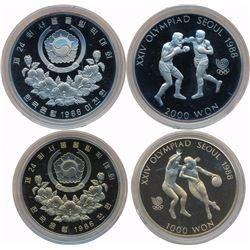 FOREIGN COINS : SOUTH KOREA