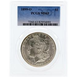 1899-O PCGS MS63 Morgan Silver Dollar