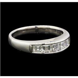 1 ctw Diamond Ring - Platinum