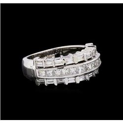 1.75 ctw Diamond Ring - 14KT White Gold