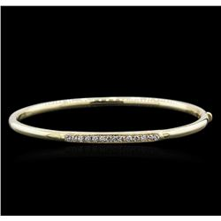 14KT Yellow Gold 0.35 ctw Diamond Bracelet