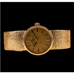 Baume & Mercier 18KT Gold Ladies Watch