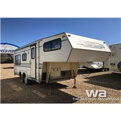 1987 TRAVELAIRE 5TH WHEEL TRAVEL TRAILER