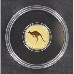 2010 Gold $2 Kangaroo