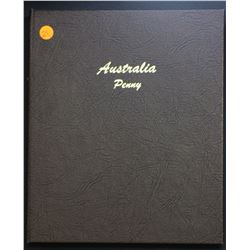 Australia Penny Set 1911 to 1965 (no 30), Complete in Supreme way above average