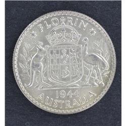 1944 Florin Choice Unc