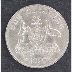 1920 Shilling EF