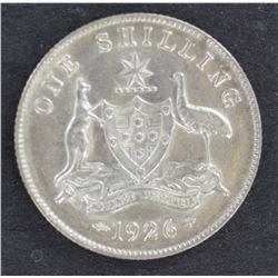 1926 Shilling EF plus