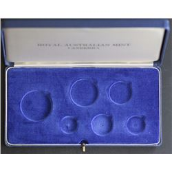 1966 Proof Set box only, perfect condition
