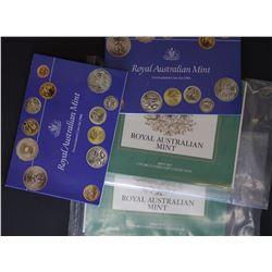 1984 Mint sets (2) 1985 Mint Sets (2)