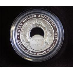 2003 Holey Dollar & Dump