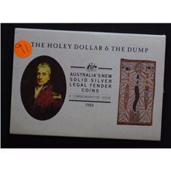 1988 Holey Dollar & Dump