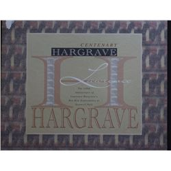 Hargrave $20 pair in folder