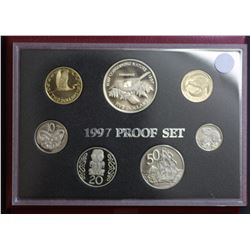 NZ 1997 Proof Set