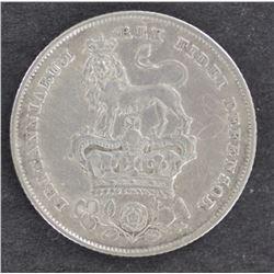 GB 1826 Shilling gVF