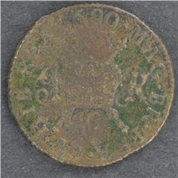 Ireland Gun Money 1690