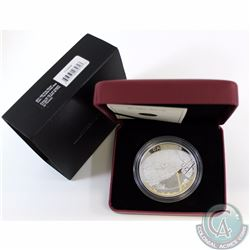 2011 Canada 2oz .9999 Fine Silver $25 Toronto City Map coin. This coin comes with all original Mint
