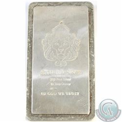 Scottsdale 10 oz 999 Fine Silver STACKER Bar (Tax Exempt)