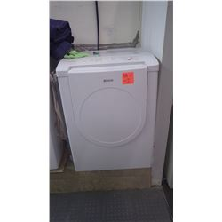 Bosch dryer front load dryer with stainless steel drum