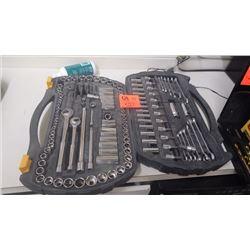 Mastercraft socket and wrench set