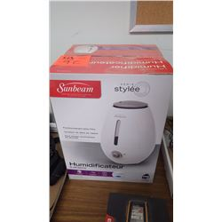 Sunbeam Stylee ultrasonic Humidifier