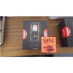 XP 5560 Bolt 2 working mans jobsite cell phone. Water proof, Shock proof, dust proof, with long batt