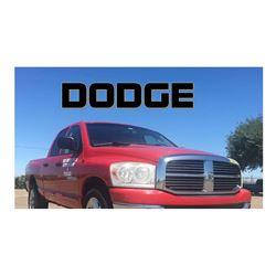 ***  DODGE TRUCKS  ***
