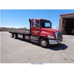 2012 - HINO 268 ROLLBACK(TUCSON) $47,000