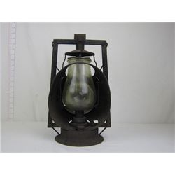 Collectible Antique oil lamp