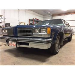 1976 OLDSMOBILE NINETY-EIGHT