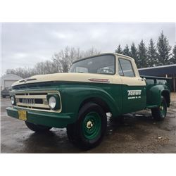 1961 MERCURY 250 PICK-UP TRUCK