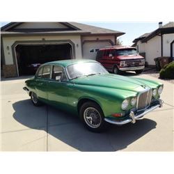 1968 JAGUAR 420 4-DOOR SEDAN