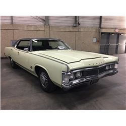 FRIDAY NIGHT! 1969 MERCURY METEOR