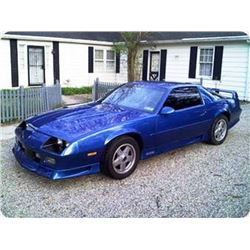 FRIDAY NIGHT! 1991 CHEVROLET CAMARO Z28