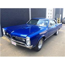 3:00 PM SATURDAY FEATURE! 1967 PONTIAC GTO PHS DOCUMENTED 400 cid V8 FRAME-OFF RESTORATION
