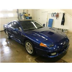 1993 DODGE STEALTH R/T TWIN TURBO ALL WHEEL DRIVE